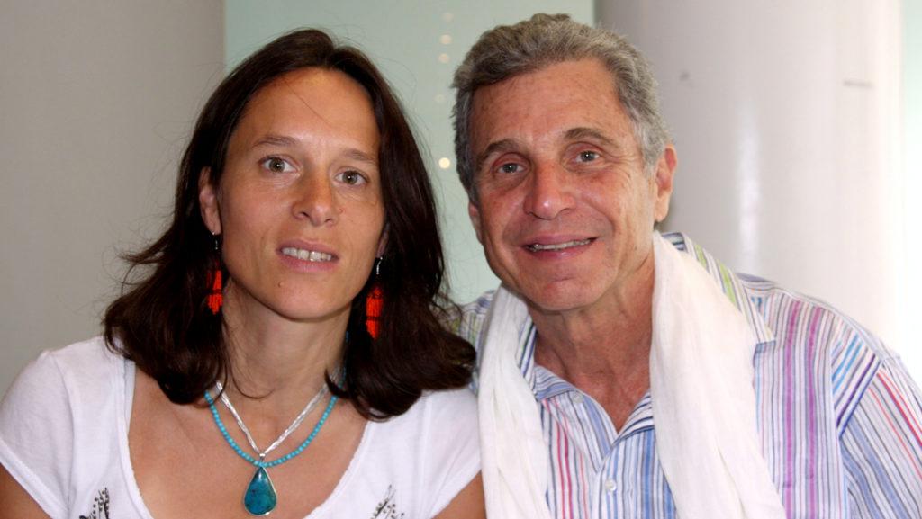 Alberto und ich